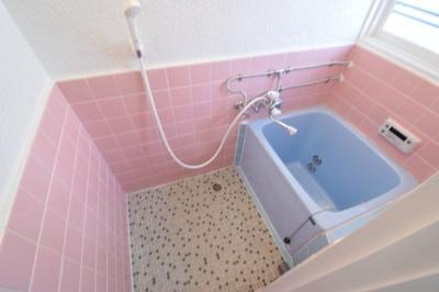 【浴室】山翠荘