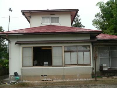 【外観】南部町中古住宅