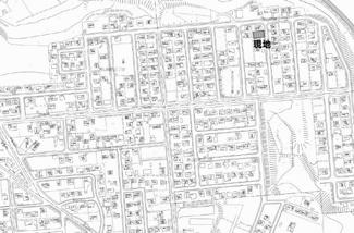 【地図】美山町東4丁目 売土地