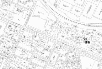 【地図】美幌町字美芳 売土地