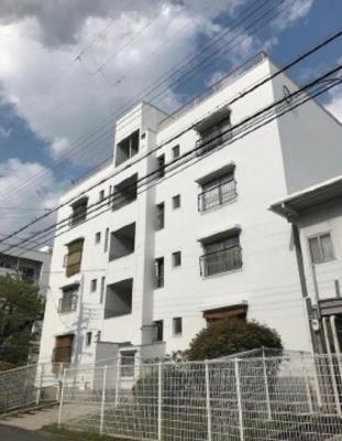 【外観】西浦住宅D棟4階