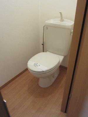 【トイレ】コーポソレジオ