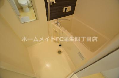 【浴室】シャトーアスティナ京橋アルト