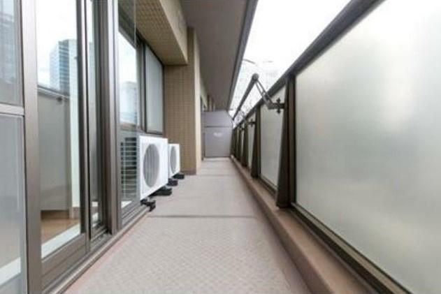 【バルコニー】西新宿パークサイドタワー