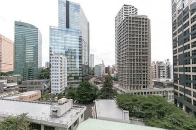 【展望】西新宿パークサイドタワー