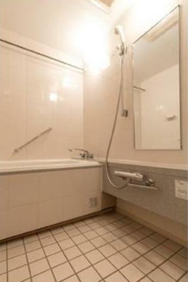 【浴室】西新宿パークサイドタワー