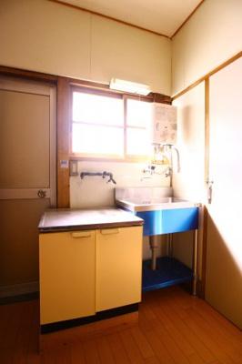 【浴室】五色山テラス