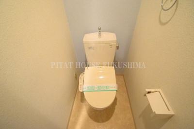 【トイレ】プリマベラ福島
