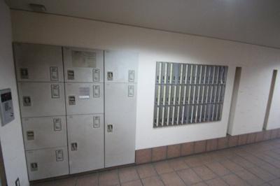 【その他共用部分】スペースアメニティ梶ヶ谷1丁目