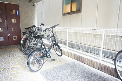 【駐車場】COZY南久宝寺