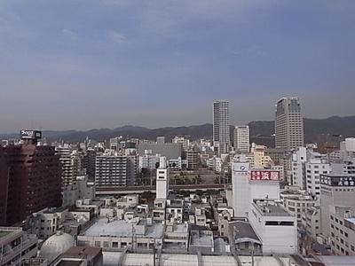 【展望】レジディア神戸元町通