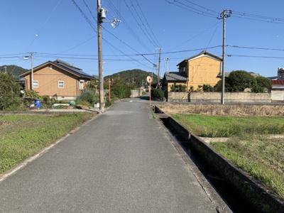 【外観】揖保郡太子町竹広/売土地