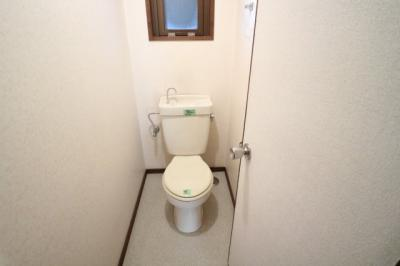 【トイレ】若園ハイツ
