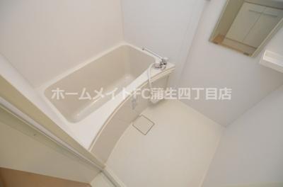 【浴室】プライムコート緑橋