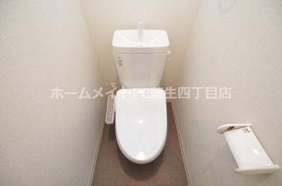 【トイレ】プライムコート緑橋