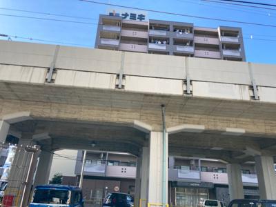 【展望】ライオンズマンション本厚木第三