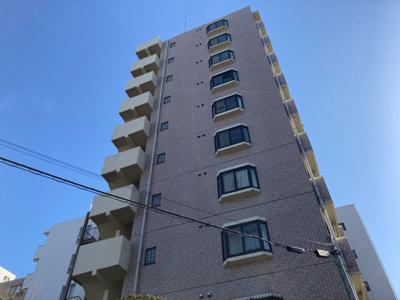 【外観】ライオンズマンション本厚木第三