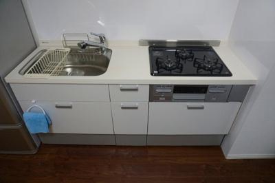 【キッチン】サンマンション大手前