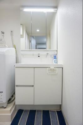 【独立洗面台】サンマンション大手前
