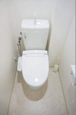 【トイレ】サンマンション大手前