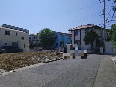 【前面道路含む現地写真】垂水区つつじが丘7丁目新築戸建