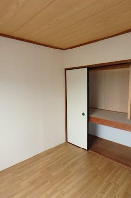 【寝室】柿生サンハイツ1