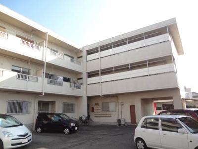 【外観】福岡マンション・