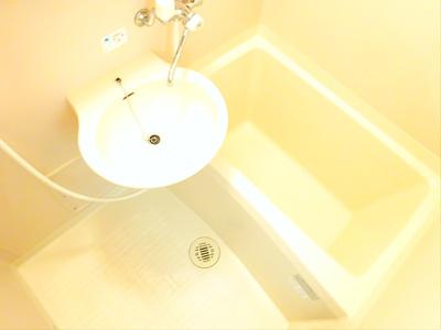 【浴室】ラプロスペリテA棟