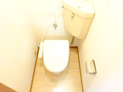 【トイレ】ラプロスペリテA棟