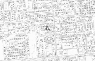 【地図】無加川町 中古戸建