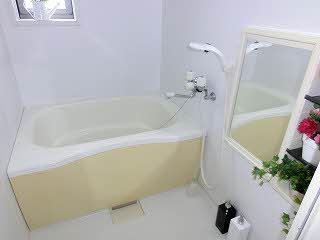 【浴室】Pomme de Pin E棟