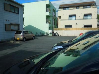 【駐車場】柳原第一パールハイツ