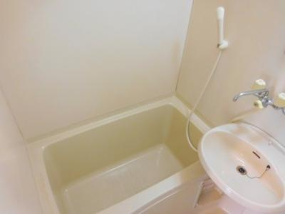 【浴室】柳原第一パールハイツ