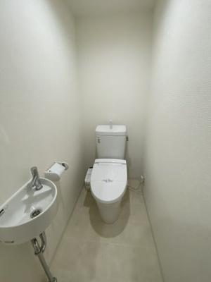 【トイレ】パレロワイヤル六甲台