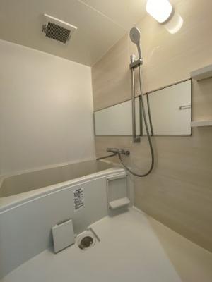 【浴室】パレロワイヤル六甲台