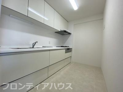 【キッチン】パレロワイヤル六甲台