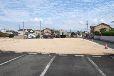 【外観】鉄砲町分譲地 1号地 64坪