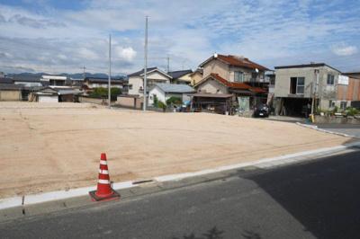 【外観】鉄砲町分譲地 3号地 65坪