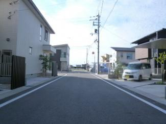 【周辺】守山市小島町 5号地 売土地