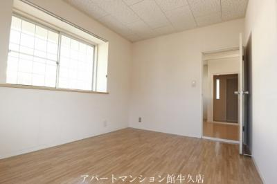 【寝室】ルーミー牛久43号館