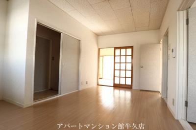 【居間・リビング】ルーミー牛久43号館