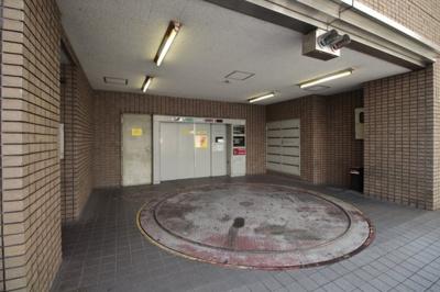 【駐車場】新町55ビル