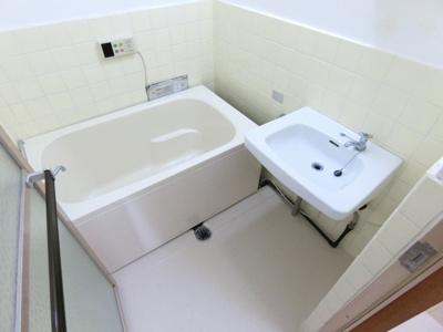 【浴室】箕面パークヴィラ東棟