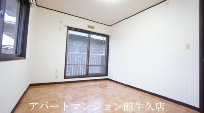 【洋室】アーバン牛久18号館