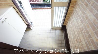 【玄関】アーバン牛久18号館