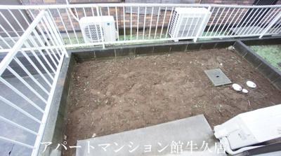 【庭】アーバン牛久18号館