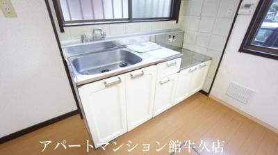 【キッチン】アーバン牛久18号館