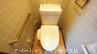 【トイレ】アーバン牛久18号館