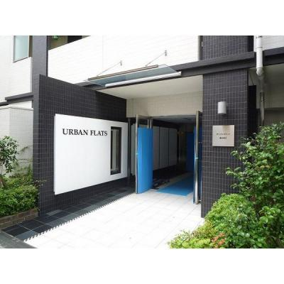 【エントランス】アーバンフラッツ新大阪Ⅱ