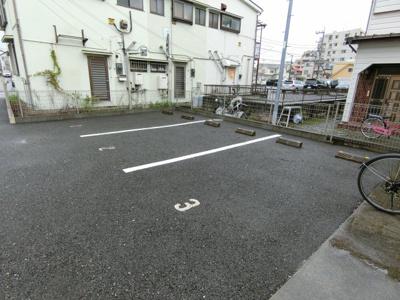 【駐車場】Ruhe One